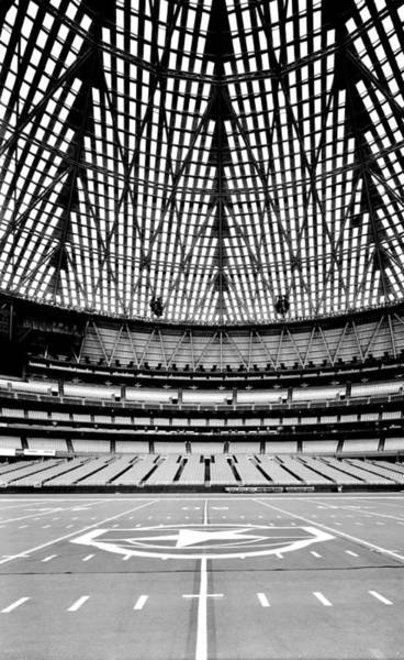 Wall Art - Photograph - Astrodome 7 by Benjamin Yeager