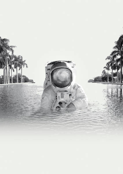 Indie Wall Art - Photograph - Astronaut by Fran Rodriguez
