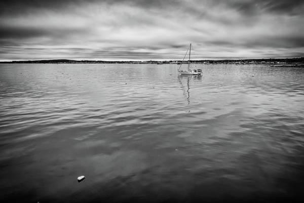 Wall Art - Photograph - At Anchor In The Harbor by Rick Berk