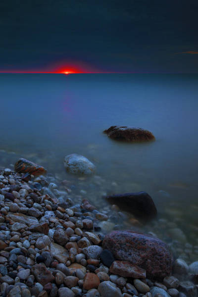 Photograph - At First Light by CA  Johnson