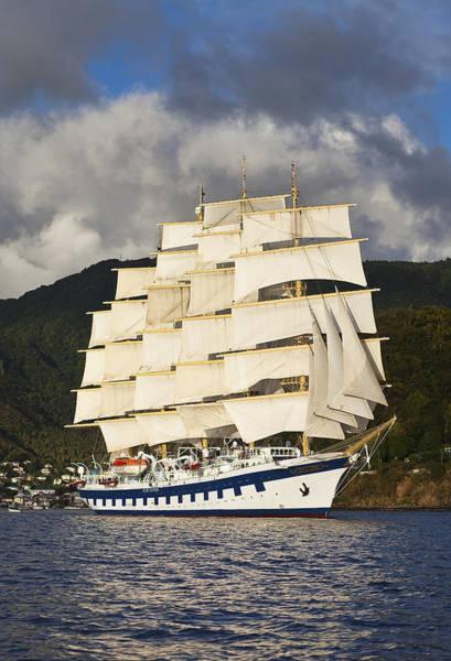 Photograph - At Full Sail by Jon Glaser
