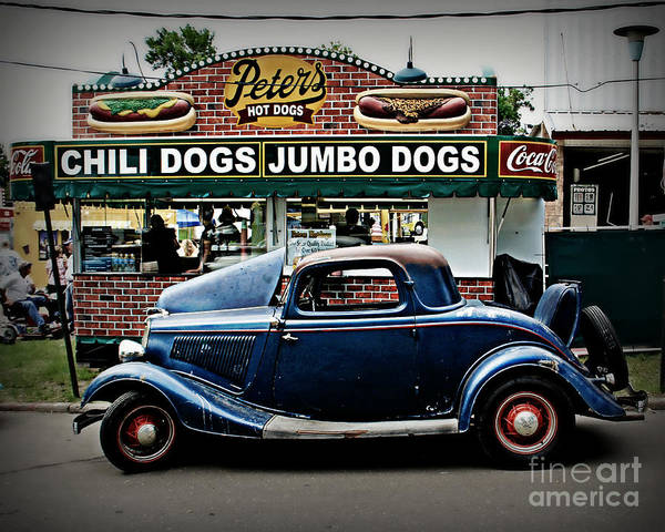 Wall Art - Photograph - At Peter's by Perry Webster