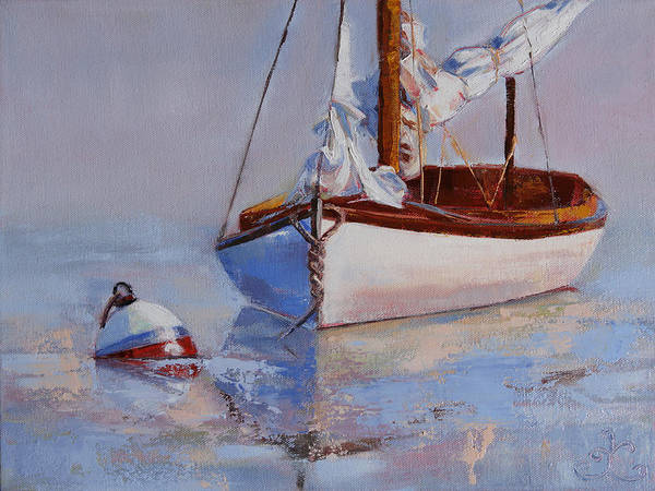 Painting - At Rest by Trina Teele