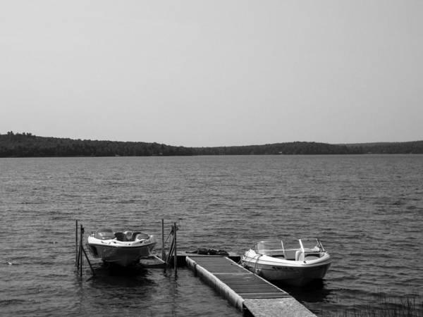 Madawaska Lake Photograph - At Rest by William Tasker
