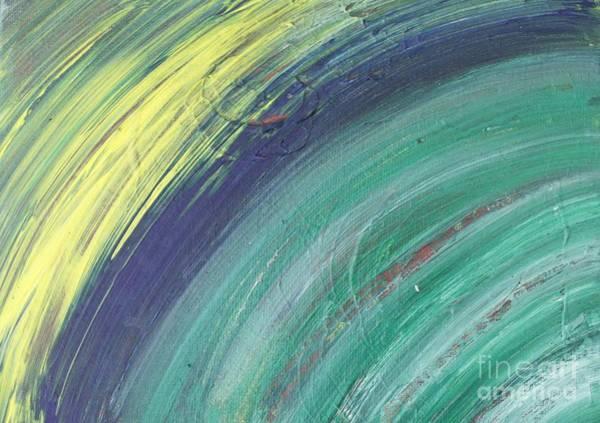 Painting - At Sea by Sarahleah Hankes
