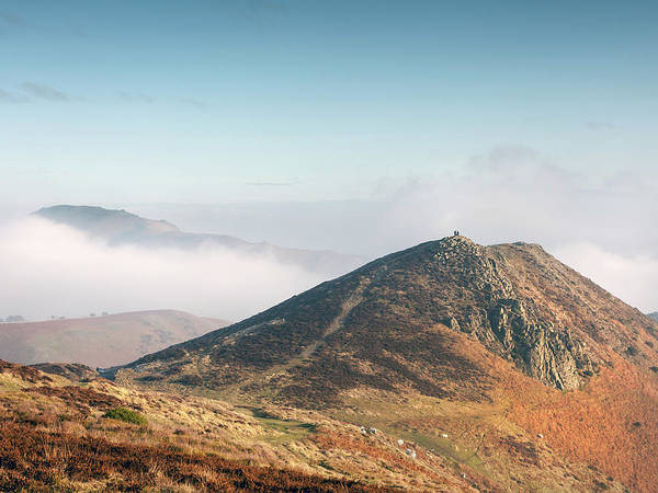 Church Stretton Photograph - At The Devil's Mouth by Richard Greswell
