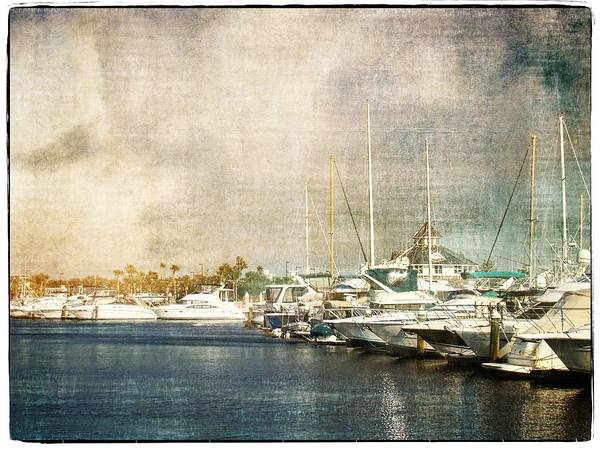 Photograph - At The Dock by Alice Gipson