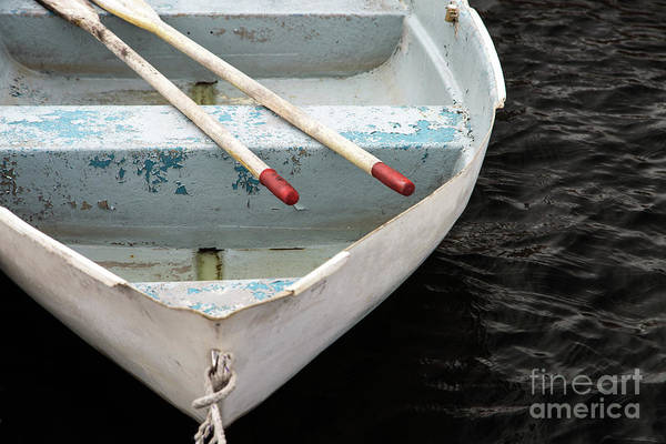 Photograph - At The Dock by Karin Pinkham