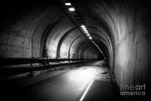 Photograph - At The End Of The Tunnel by Ana V Ramirez