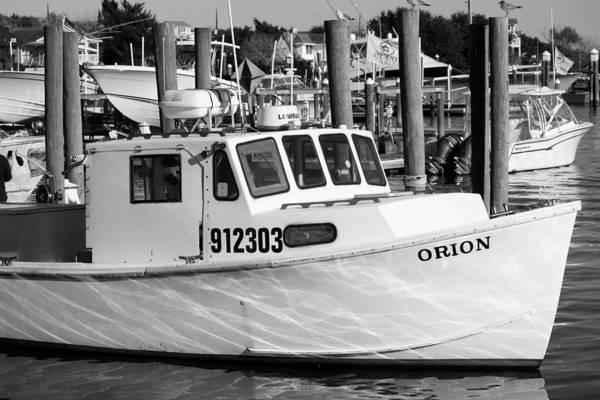 Photograph - At The Harbor by Cynthia Guinn