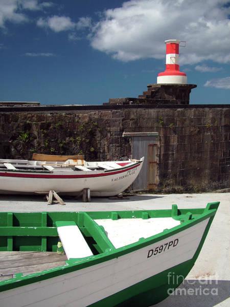Wall Art - Photograph - At The Harbor by Gaspar Avila