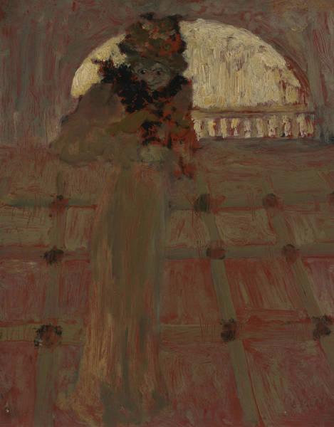 Painting - At The Opera by Edouard Vuillard