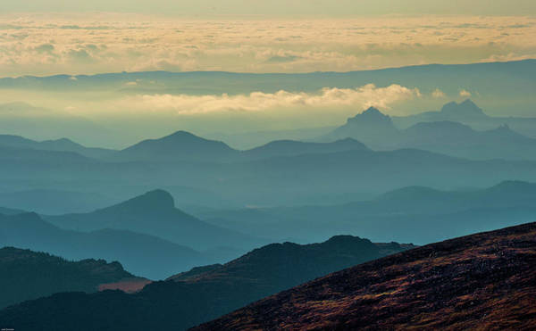 Photograph - At The Top Of The World by Judi Dressler