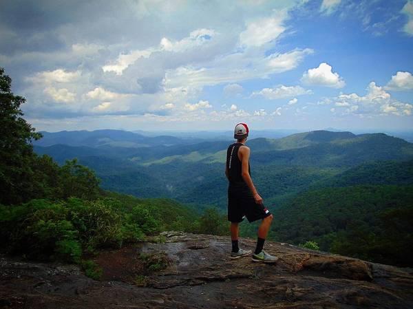 Photograph - Appalachian Trail - Views by Richard Parks
