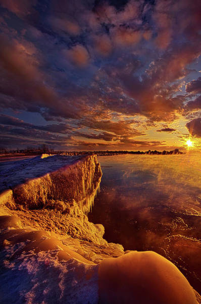 Photograph - At World's End by Phil Koch