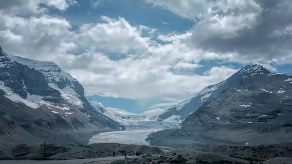 Wall Art - Photograph - Athabasca Glacier Alberta Canada by Joan Carroll