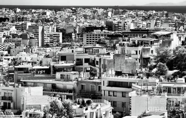 Wall Art - Photograph - Athens Cityscape I by John Rizzuto