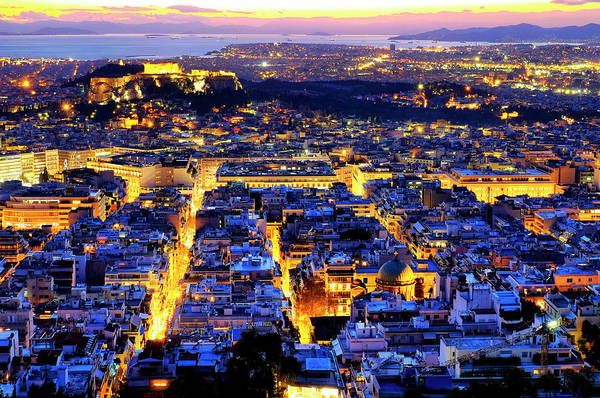 Photograph - Athens by Fabrizio Troiani