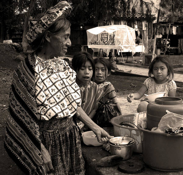 Guatemala Photograph - Atitlan by RicardMN Photography