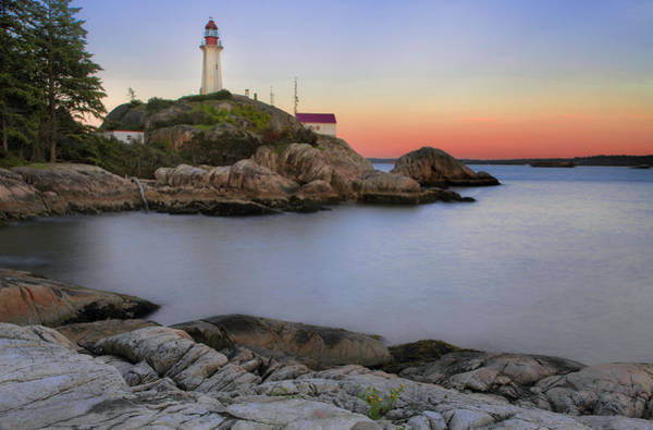 Photograph - Atkinson Point Lighthouse by Jacqui Boonstra