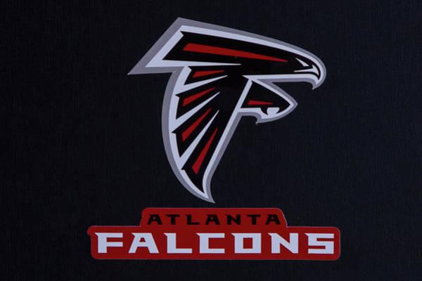 Matt Ryan Photograph - Atlanta Falcons Man Cave Atlanta Georgia Art by Reid Callaway