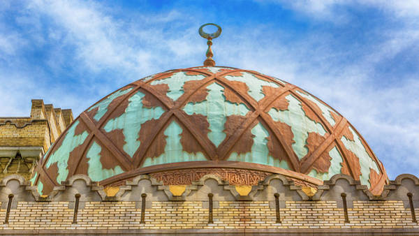 Wall Art - Photograph - Atlanta Fox Theatre Dome by Stephen Stookey