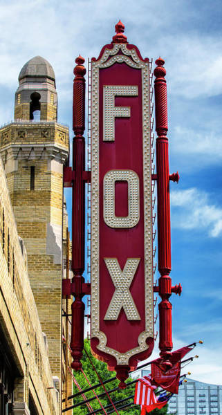 Wall Art - Photograph - Atlanta - Fox Theatre Sing #4 by Stephen Stookey