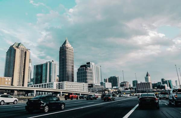 Photograph - Atlanta Georgia by Andrea Anderegg
