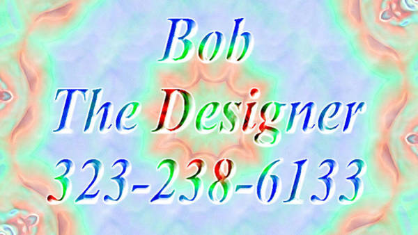 Robbie Digital Art - Atlantic Ave Web And Graphic Design 323-238-6133 by Robbie Commerce