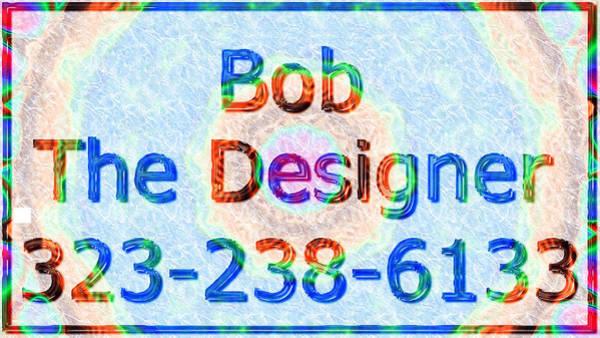 Robbie Digital Art - Atlantic Blvd Web And Graphic Design 323-238-6133 by Robbie Commerce