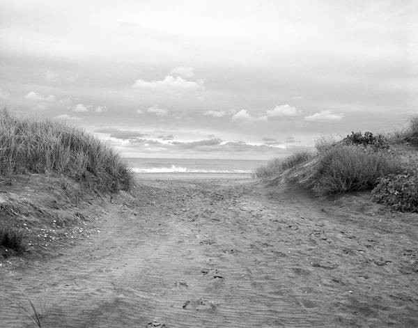 Photograph - Atlantic City Beach by Dave Beckerman