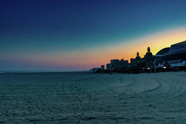 Photograph - Atlantic City Beach  by Joseph Caban