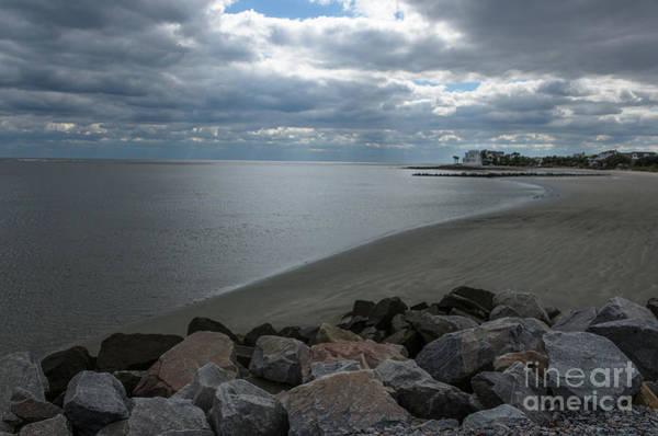 Photograph - Atlantic Ocean Eastern Seaboard by Dale Powell
