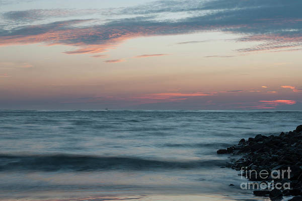 Photograph - Atlantic Ocean Sunrise by Dale Powell