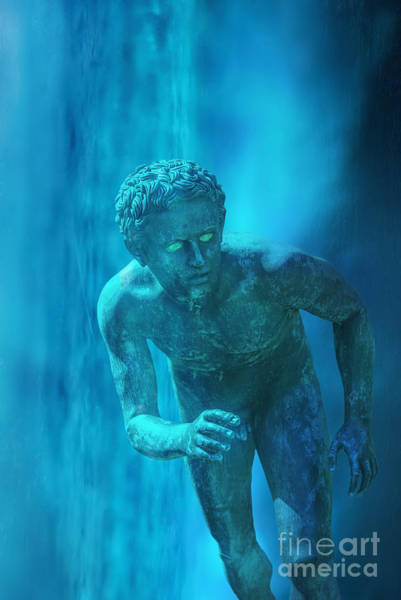 Mythological Photograph - Atlantis by Edward Fielding