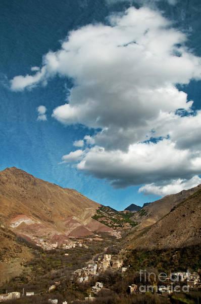 Morocco Wall Art - Photograph - Atlas Mountains 2 by Marion Galt
