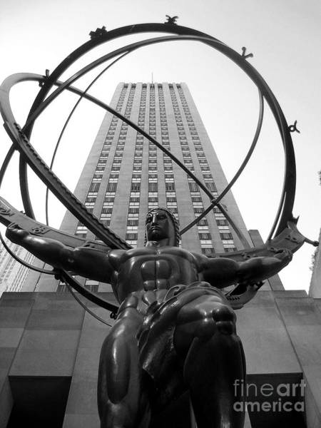 Photograph - Atlas by Pat Moore