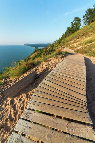Wall Art - Photograph - Atop Empire Bluff by Twenty Two North Photography