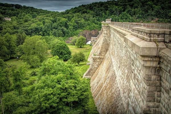 Photograph - Atop The Croton Dam by Kristia Adams