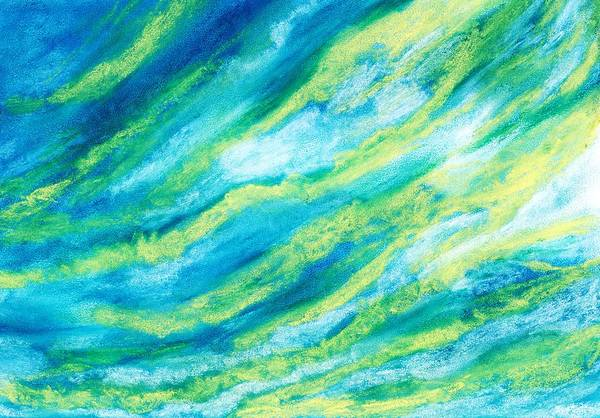 Painting - Attitude - Sky And Clouds Collection by Anastasiya Malakhova