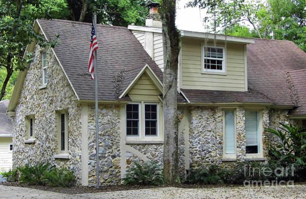 Photograph - Attractive Chert Home by D Hackett