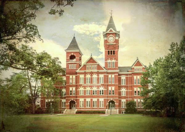 Wall Art - Photograph - Auburn University Samford Hall - #3 by Stephen Stookey