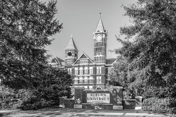 Photograph - Auburn University  by University Icons