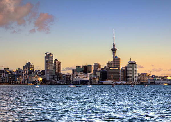 Photograph - Auckland Afternoon by Nicholas Blackwell