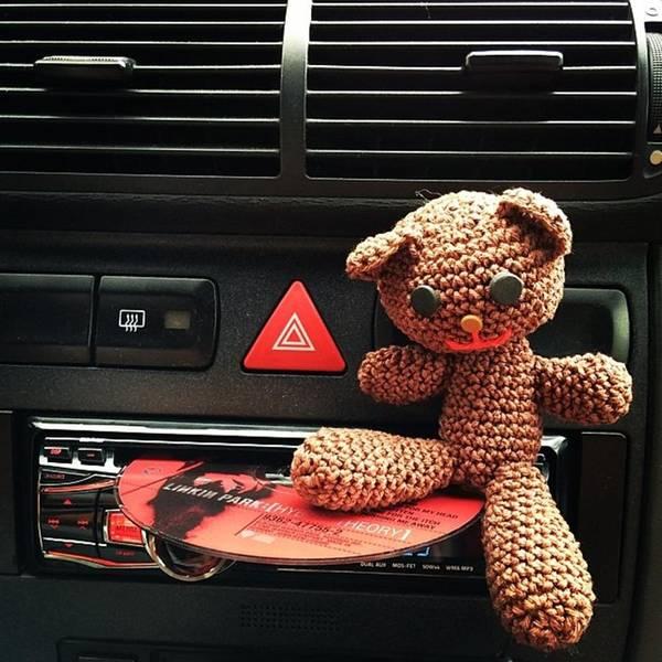 Audi Photograph - #audi #audia3 #a3 #bear #linkinpark by Jakub Horsky