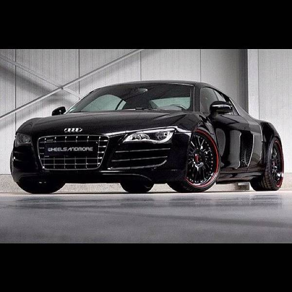 Vehicle Photograph - #audi #r8 #tuner #carporn by Exotic Rides