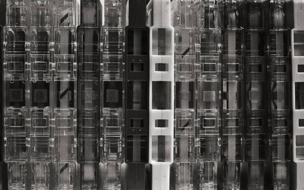 Audio Cassettes Collection Art Print