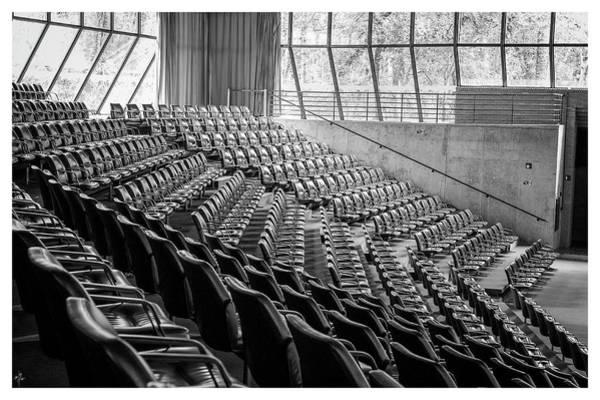 Photograph - Auditorio Claudio Santoro-campos Do Jordao-sp by Carlos Mac