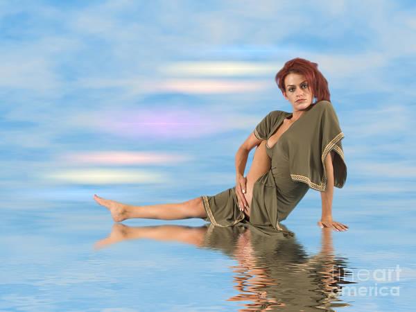 Photograph - Audrey Michelle 2030221 by Rolf Bertram