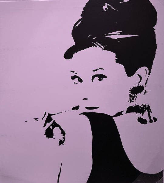 Photograph - Audrey Pink by Rob Hans